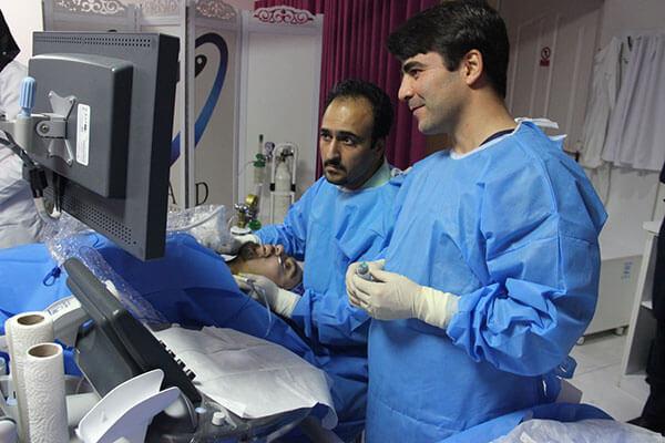 موسسه سونوگرافی و تصویربرداری تیراد درمان فوق تخصصی پرکاری تیروئید