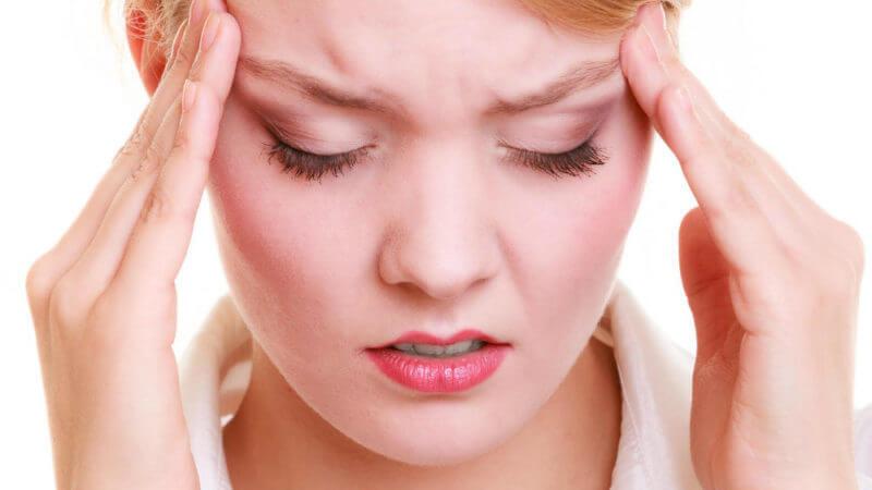 تیروئید باعث سردرد می شود