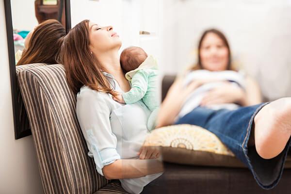 کنترل کم کاری تیروئید در بارداری